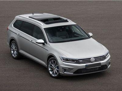käytetty VW Passat Variant GTE Plug-In Hybrid Executive 160 kW (218 hv) / Tulossa Ruskoon / Vetokoukku / Alv /