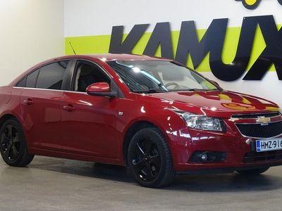käytetty Chevrolet Cruze 4-ov LT 1,8 104kW MT5 / Suomi-auto / Vakionopeudensäädin / Juuri huollettu, levyt+palat+jakopää