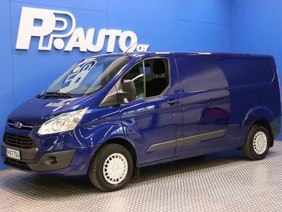 käytetty Ford Custom Transit310 2,2TDCi 125 hv Trend M6 Van N1 L2H1 FWD - *1000€ S-bonuskirjaus! Korko 0,99%**, 72 kk, ilman käsirahaa!!