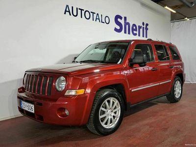 käytetty Jeep Patriot 2,0 CRD Limited
