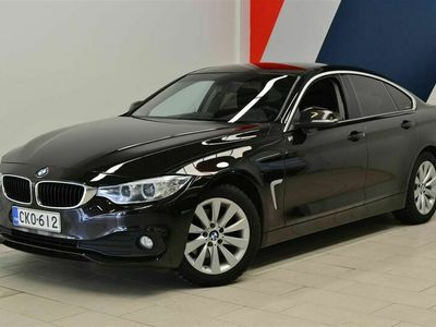käytetty BMW 420 Gran Coupé F36 420d A xDrive Edition *Urheilustuimet, Kaukovaloavustin, Hifi * CKO-612 | Laakkonen