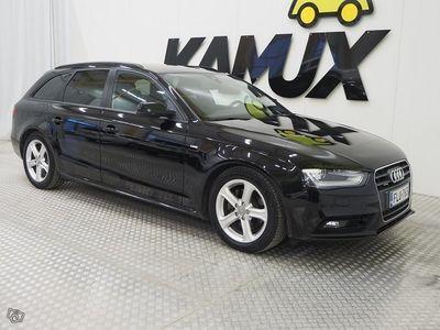 käytetty Audi A4 Avant Business Sport 2,0 TDI diesel 140 kW quattro / S-LINE / NAVI / ADAPTIIVINEN VAKIONOPEUDEN SÄÄD