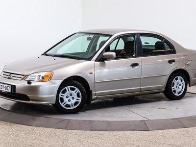 käytetty Honda Civic 1,6i LS 4d - 110hv, ilmastointi, hyvä huoltohistoria!