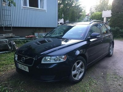käytetty Volvo V50 1,6 eDrive vm2011 ajettu 246tkm