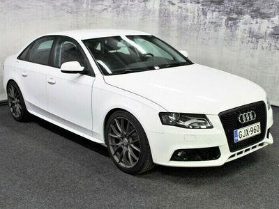 """käytetty Audi A4 Sedan 2,0 TDI 105 Q S-S Alpine Pro **Säädettävä alusta ja 19"""" vanteet uusilla renkailla! Rahoitus vaikka 0€ käsirahalla!"""