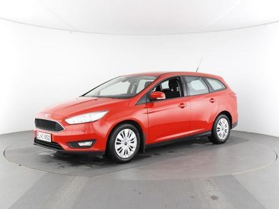 käytetty Ford Focus 1,0 EcoBoost 125 hv Start/Stop M6 Trend Wagon