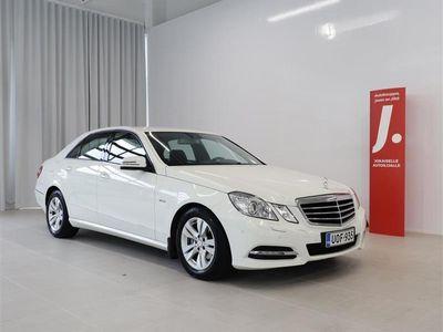 käytetty Mercedes E220 CDI BE Premium Business 4d A #Siisti