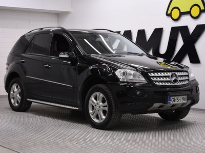 käytetty Mercedes ML280 ML 5DCDI KOMBI AUTOMATIC-164120-4X4/292