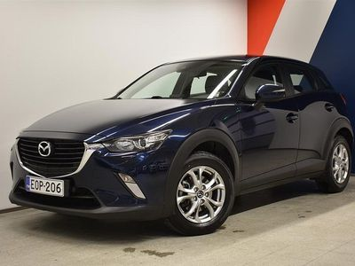 käytetty Mazda CX-3 2,0 (120 hv) SKYACTIV-G Premium 6MT EL2