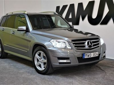 käytetty Mercedes GLK220 CDI   4Matic   Sportpaketti   Koukku  2x-renkaat   170hv