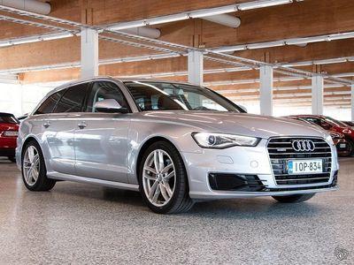 käytetty Audi A6 Avant Business Sport 3,0 V6 TDI 160 kW quattro S tronic