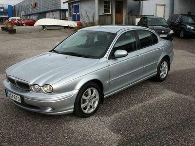 käytetty Jaguar X-type 2.0D Classic 4d