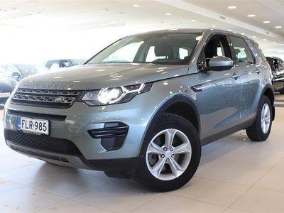 käytetty Land Rover Discovery Sport SD4 SE Navi, Tutkat, Vetokoukku, Lisälämmitin, Bi-Xenon ajovalot, Bluetooth