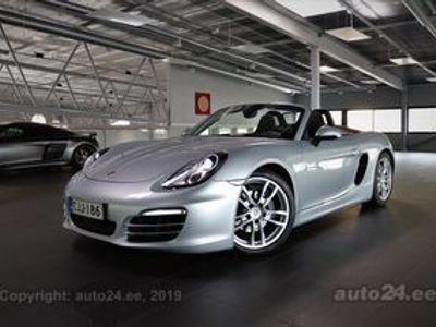 käytetty Porsche Boxster 2.7 195kW - Sports Car Center Eesti OÜ