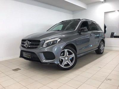 käytetty Mercedes GLE500 e 4Matic AMG Night-pack, 360-kamera, Aktiivi cruise, Koukku, Panorama, Harman Kardon, LED ils