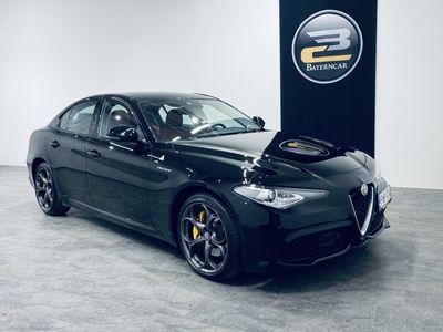 käytetty Alfa Romeo Giulia 2,0 VELOCE AWD 280HV. **KORKOTARJOUS ALK. 0,89%**