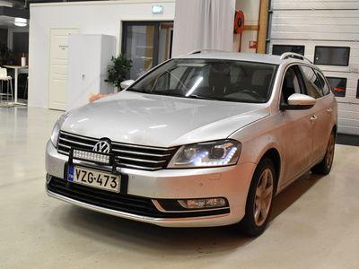 käytetty VW Passat Variant Comfortline 1,4 TSI EcoFuel 110 kW (150 hv) DSG-aut. ** Bensa/Kaasu / Bluetooth / Nahat / Tutk...