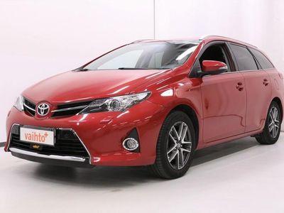 käytetty Toyota Auris Touring Sports 1,6 Vmatic Active Edit