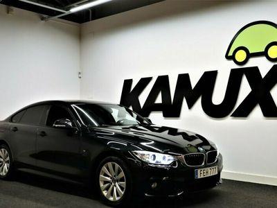 käytetty BMW 420 Gran Coupé d   xDrive   M-Sport     Navi   Vetokoukku  