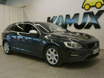 käytetty Volvo V60 T4 Business Classic R-Design aut, Navi, VOC, Keyless, Lisälämmitin, 1-om