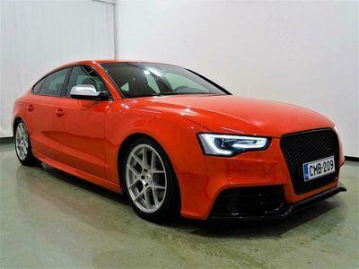 käytetty Audi S5 Sportback 3,0 TFSI quattro A * RAHOITUS 0e KÄSIRAHALLA * REVO * ALUSTA * VANTEET * MOOTTORIREMPATTU * AUTO85TURVA