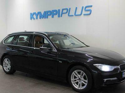 käytetty BMW 320 TwinPower Turbo A F31 Touring Luxury - ** RAHOITUSKORKO 1,49% ** - Panorama / Comfort acc / Prof.Navi / Peruutuskamera