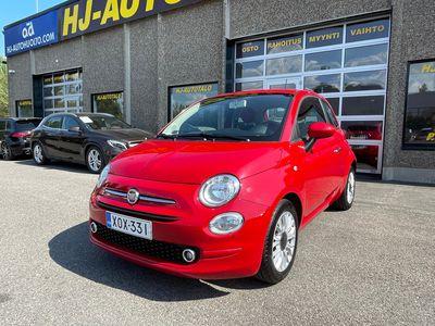 käytetty Fiat 500 1,2 69 HVPop ILMASTOINTI BLUETOOTH CRUISE ISOFIX