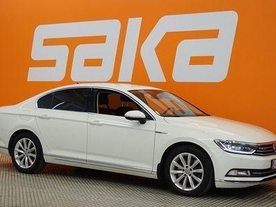 käytetty VW Passat Sedan Highline 2,0 TSI 206 kW (280 hv) 4MOTION DSG-automaatti Winter Edition ** Suomi-auto / Merkkih