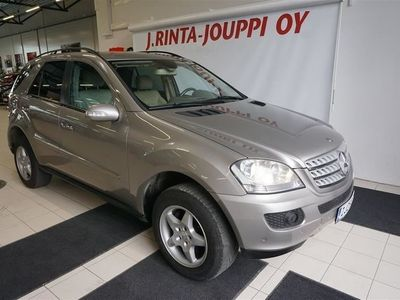 käytetty Mercedes ML280 CDI 4Matic Business NAHAT