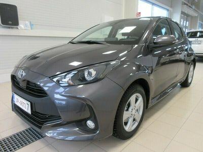 käytetty Toyota Yaris 1,5 VVT-iW Active+ Multidrive S Esittelyauto vapautunut myyntiin