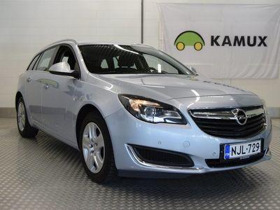 käytetty Opel Insignia InsigniaSPORTS TOURER SW Farmari (AC) 5ov 1598cm3 A