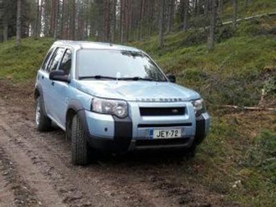 käytetty Land Rover Freelander 1.8