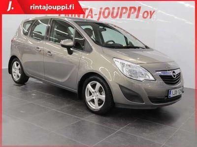 käytetty Opel Meriva 5-ov Enjoy 1,4T ecoFLEX 89kW MT5**VÄHÄN AJETTU, TOISELTA OMISTAJALTA**