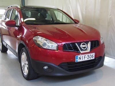 used Nissan Qashqai +2