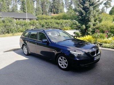 käytetty BMW 520 d 225hp/450n