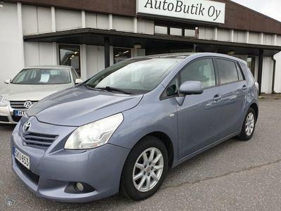 käytetty Toyota Verso 2.0 DSL LUXURY Monikäyttöajoneuvo 7-HENKILÖLLE KESKIKULUTUS 5.6/100km KATSASTETTU 4.3.2020