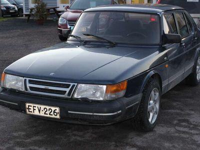 käytetty Saab 900 900 4D SEDAN
