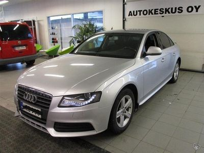 käytetty Audi A4 Sedan 2,0 TDI (DPF) Business