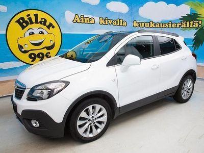 käytetty Opel Mokka 1.4 Turbo 103 kW Cosmo **NAVIGOINTI *P.KAMERA *HUIPPUSIISTI** - *NYT ON OSTAJAN MARKKINAT!*