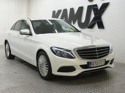 käytetty Mercedes C200 BlueTec A Premium Business **LED,PUOLINAHAT**