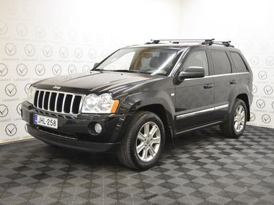käytetty Jeep Grand Cherokee 3,0 CRD A5 Limited