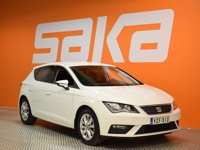 käytetty Seat Leon 1,0 TSI 115 Ecomotive Reference ** Suomi-auto / Vakkari / Vetokoukku / Bluetooth / Lohko+sisäpistoke