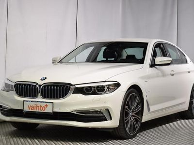 käytetty BMW 530 5-SARJA G30 Sedan e A Charged Edition (MY19.W
