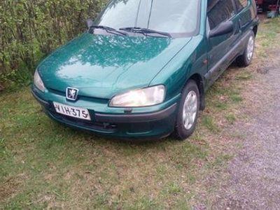 käytetty Peugeot 106 1.5l diesel