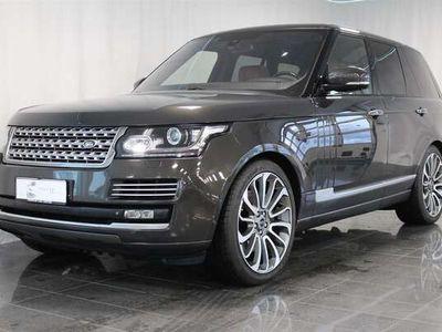 käytetty Land Rover Range Rover SDV8 250 kW Autobiography