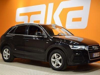 käytetty Audi Q3 2,0 TDI clean diesel 110 kW quattro S tronic S-Line ** Juuri saapunut Konalaan **