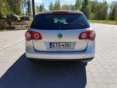 used VW Passat 1.9 TDI PwD trendline variant