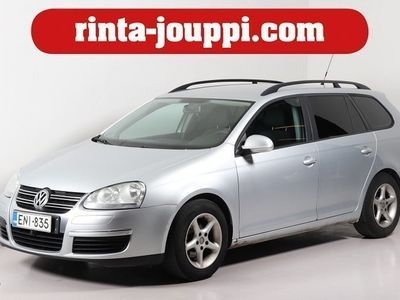 käytetty VW Golf Variant Comfortline 1,9 TDI 77 kW PowerDiesel - Seuraava katsastus: 04.09.2020