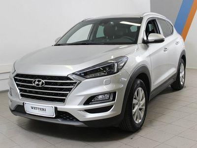 käytetty Hyundai Tucson 1,6 CRDi 136 hv 4WD 7-DCT Comfort Ltd+