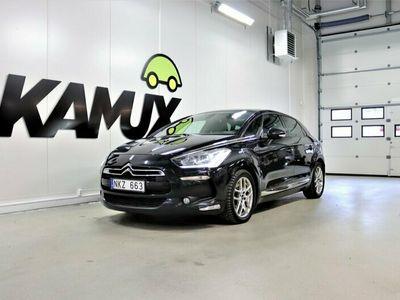 käytetty Citroën DS5 2.0 HDi | Panorama | Vetokoukku| Parkkitutka takana | Avaimeton järjestelmä